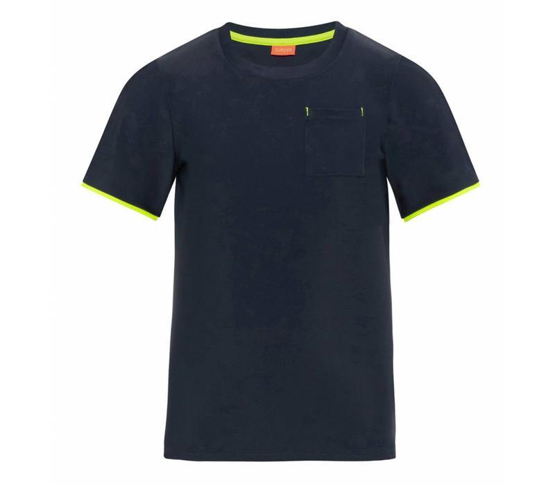 Sunuva UV T-Shirt Rash Navy