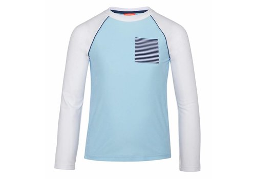 Sunuva Sunuva UV T-Shirt Rash Blue