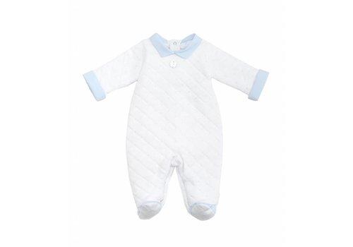 Laranjinha Laranjinha Pyjama Wit Baby Blue