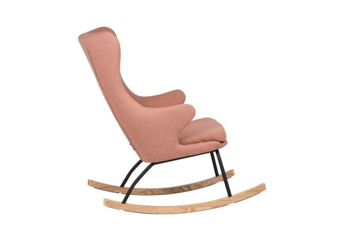 Quax Quax Rocking Chair Adult Soft Peach