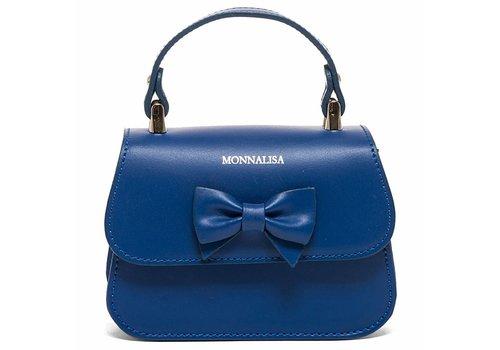 Monnalisa Monnalisa Handbag Bow Blue