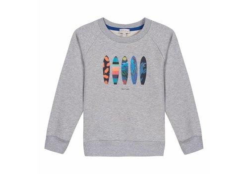 Paul Smith Paul Smith Sweater Surf Grijs