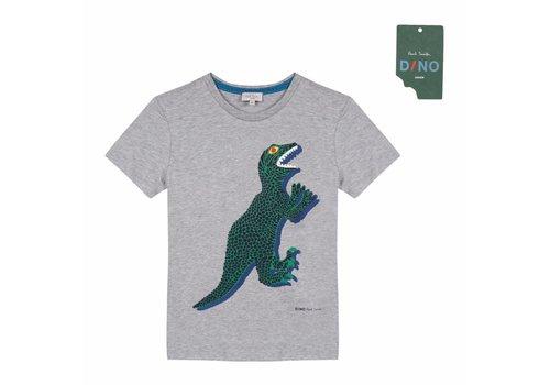 Paul Smith Paul Smith T-Shirt Dino Marl Grey