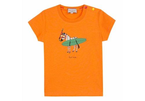 Paul Smith Paul Smith T-Shirt Oranje