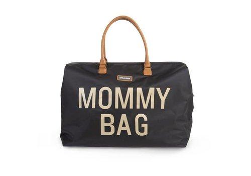 Childhome Childhome Mommy Bag Big Black Gold