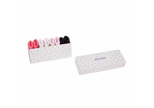 Absorba Absorba Socks Set Pink