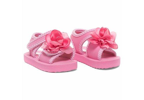 Monnalisa Monnalisa Sandals Beach Rose Pink