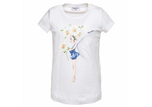 Monnalisa Monnalisa T-Shirt St.Fairy Wit