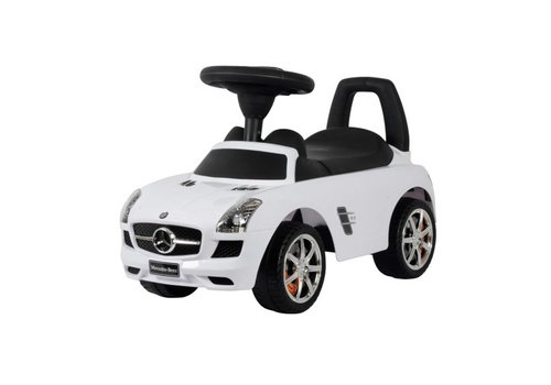 Happy Car Happy Car Loopauto Mercedes SLS White