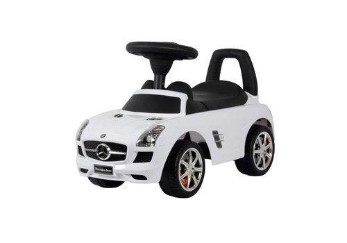 Happy Car Happy Car Ride On Mercedes SLS White