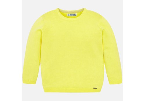 Mayoral Mayoral Sweater Lemon