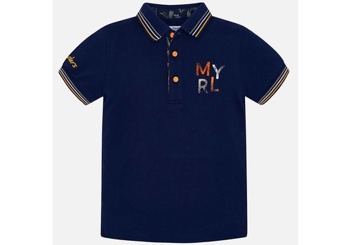 Mayoral Mayoral Polo MY RL Blue