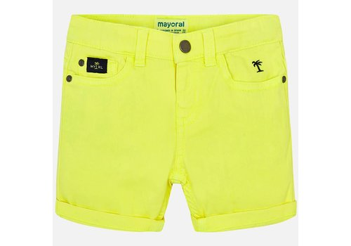 Mayoral Mayoral Short Neon Yellow