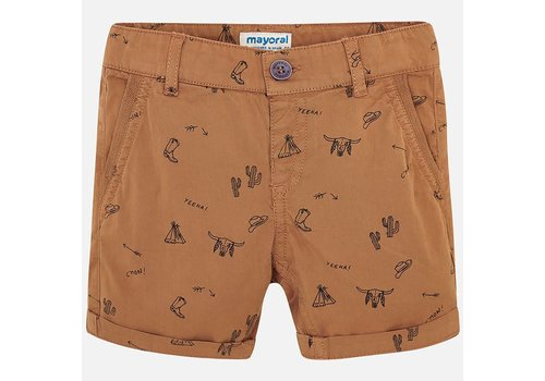 Mayoral Mayoral Short Wild West Beige