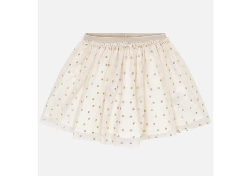 Mayoral Mayoral Skirts Tulle Gold