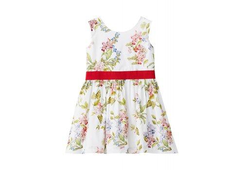 Liu Jo Liu Jo Kleedje Flowers Wit