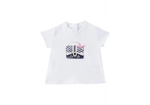 Liu Jo Liu Jo T-Shirt Handtas Wit