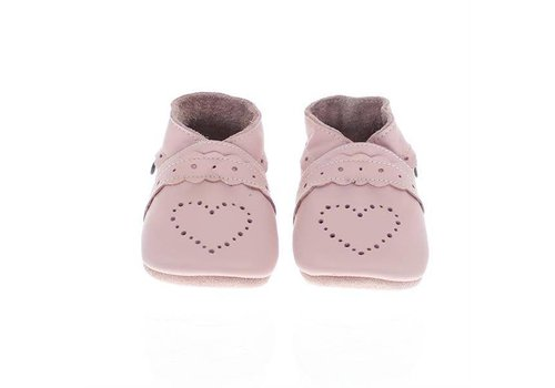 Bobux Bobux Baby Shoes Sweet Heart Pink