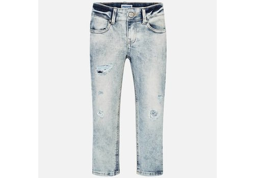 Mayoral Mayoral Jeansbroek Basic Light