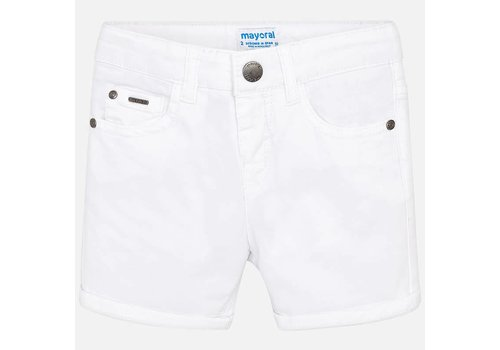 Mayoral Mayoral Basic Short White