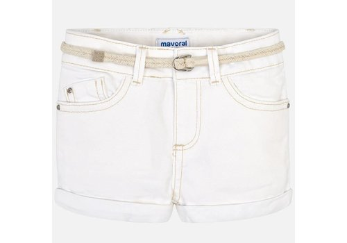 Mayoral Mayoral Basic Short Met Riem Natural