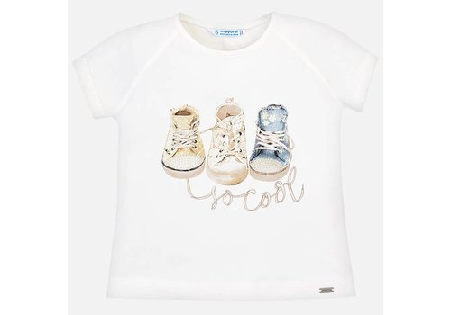 Mayoral Mayoral T-Shirt Shoes Natural