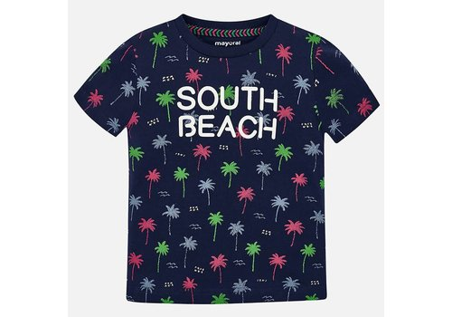 Mayoral Mayoral T-Shirt South Beach Navy