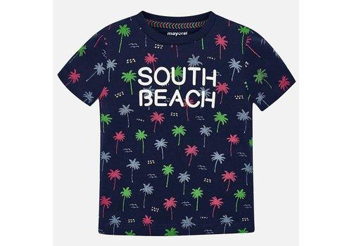 Mayoral Mayoral T-Shirt South Beach Navy