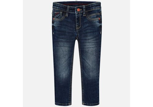 Mayoral Mayoral Jeansbroek Super Slim Dark