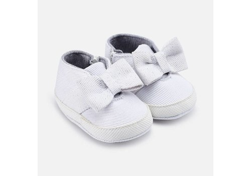 Mayoral Mayoral Shoes Bow White