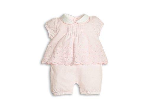 First First Combi Dress Kort Roze