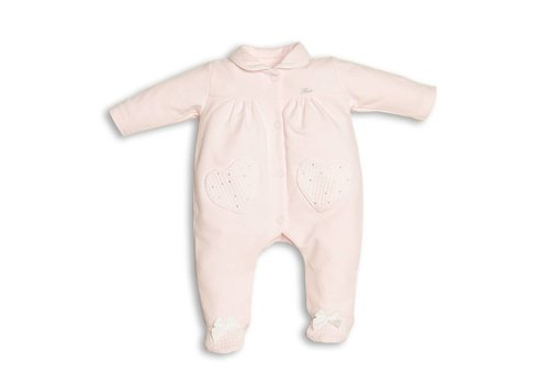 My First Collection First Pyjamas Hearts Pink