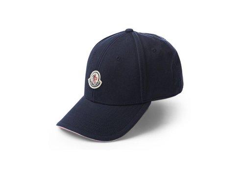 Moncler Moncler Hat Navy