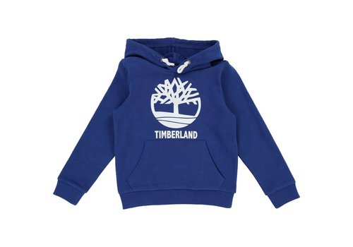 Timberland Timberland Hooded Sweater Marine