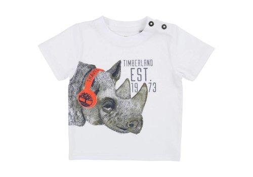 Timberland Timberland T-Shirt Rhino White