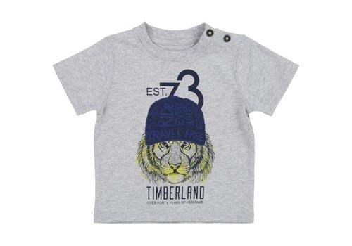 Timberland Timberland T-Shirt Tiger Grijs
