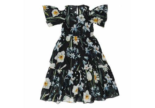 Monnalisa Monnalisa Dress Blossom Flower