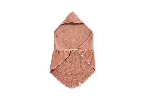 Elodie details Elodie Details Hooded Towel Faded Rose