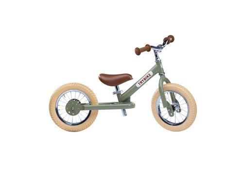 Trybike Trybike Balance Bike Vintage Green