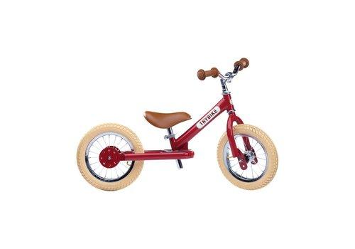 Trybike Trybike Balance Bike Vintage Red