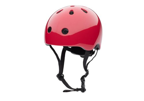 CoConuts Coconuts Helmet Ruby Red Plain