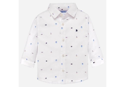 Mayoral Mayoral Shirt White