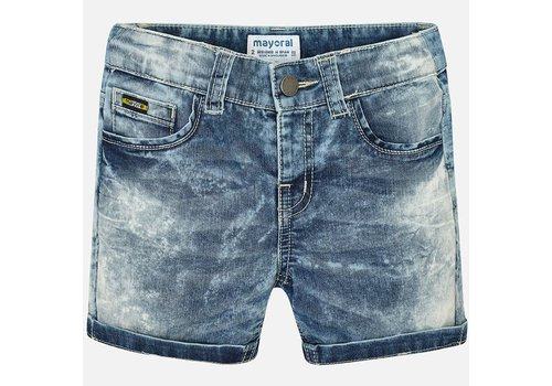 Mayoral Mayoral Short Denim Jeans