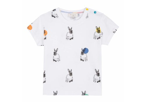 Paul Smith Paul Smith T-Shirt Bunny Wit