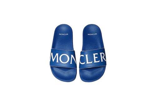 Moncler Moncler Sandalen Blauw