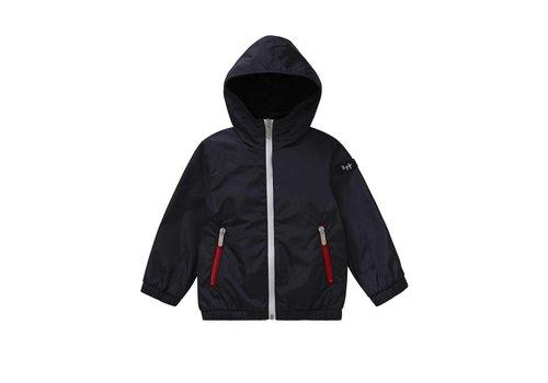 Il Gufo Il Gufo Jacket Dark Blue - White