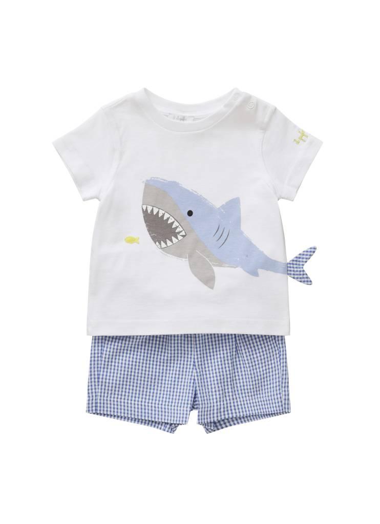 caf696cd707e7e Il Gufo Ensemble Shark Reef Blue - Jules   Juliette