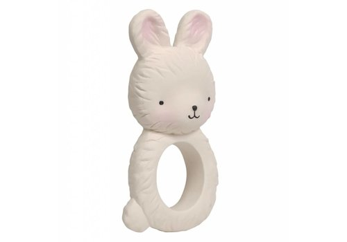 A Little Lovely Company A Little Lovely Company Teething Ring Bunny