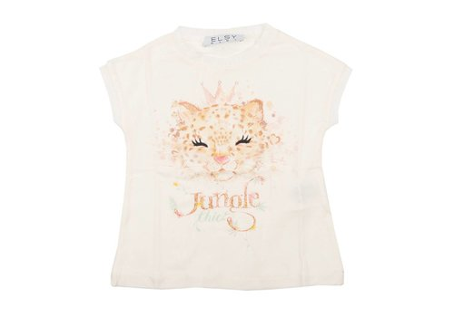 Elsy Elsy T-Shirt Jungle Chic