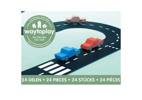 Waytoplay Waytoplay Flexibele Autobaan Highway
